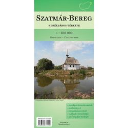 Szatmár-Bereg turista térkép Kovács térképműhely 2013 1:100 000