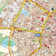 Szeged Terkep Szeged Varosterkep Szeged Es Algyo Terkep