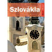 Szlovákia útikönyv Kelet-Nyugat, Jel-Kép kiadó 2019