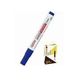 Táblamarker, táblafilc - kék  - szárazon letörölhető filctoll