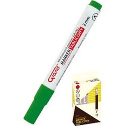 Táblamarker, táblafilc - zöld - szárazon letörölhető filctoll