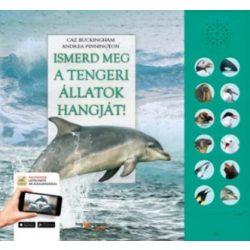 Ismerd meg a tengeri állatok hangját! - Életre kel a tengerek állatvilága HVG könyvek 2018