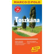 Toszkána útikönyv Marco Polo 2019