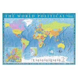 Politikai Világtérkép puzzle 2000 db-os Trefl  85x58 cm