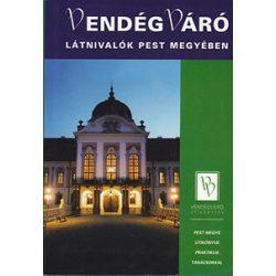 Látnivalók Pest megyében  útikönyv Well-Press kiadó