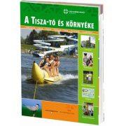 A Tisza-tó és környéke útikönyv Well-Press kiadó